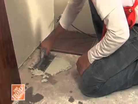 Como colocar ceramica con herramientas artesanales doovi - Como quitar el sarro del piso ceramico ...