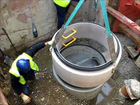 watertight-manhole-system