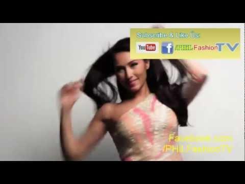 COSMOPOLITAN Magazine Philippines Behind The Scenes: Ms Solenn Heussaff - September
