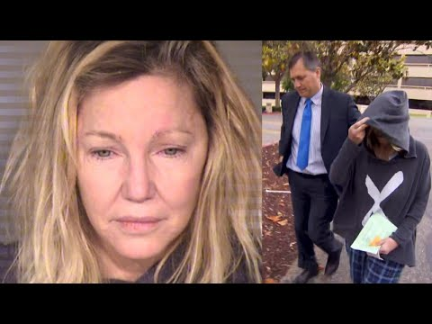 Heather Locklear Accused of Striking Cop and EMT at Her Home