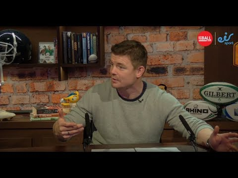 BRIAN O'DRISCOLL's IRELAND vs NEW ZEALAND PREVIEW || LIVE