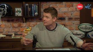 BRIAN O'DRISCOLL's IRELAND vs NEW ZEALAND PREVIEW || LIVE