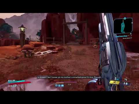 Borderlands 3 Amara NG + Bounty of Blood |