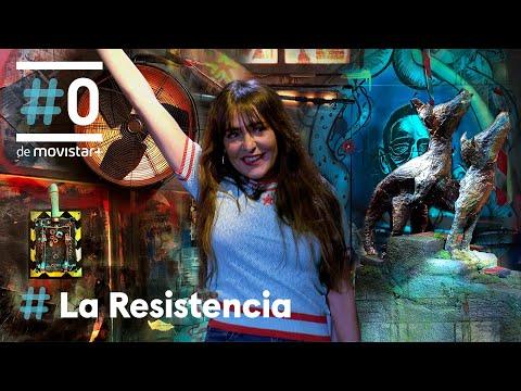 LA RESISTENCIA - Candela pone en su sitio a Broncano | #LaResistencia 03.05.2021