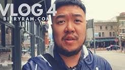 Vlog 4 - Shout outs, Sandwich Search Continues