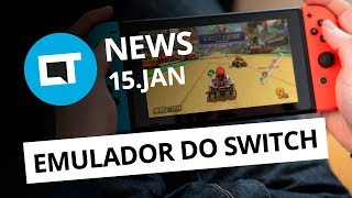 connectYoutube - Golpe na loja do OnePlus; Emulador de Nintendo Switch para PCs e+ [CT News]