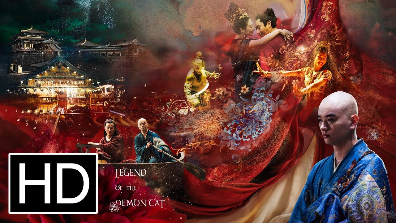 Legend of the Demon Cat