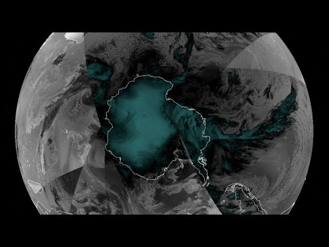 Seismic Signals, Antarctica, Geo-engineering | S0 News Sep.16.2019