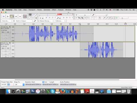 using audacity for digital storytelling