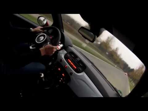 Fiat 500 Abarth / Record Monza sound compilation