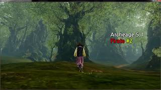 181109 Archeage 5.2 Pirate#2. (Damien Server).