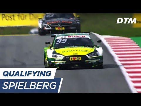 Qualifying (Race 2) - LIVE (English) - DTM Spielberg 2017