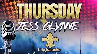 Jess Glynne - Thursday (Karaoke Version) Video