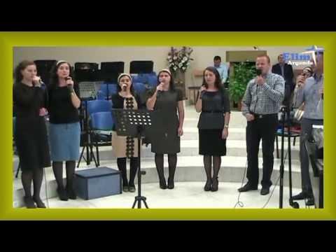 Grupul de Misiune.MERITI TOATA SLAVA,MERITI TOATA CINSTEA.Biserica Elim.Arganda.Madrid 19.05.2013