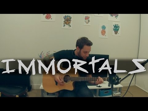 Immortals - Fall Out Boy | Covers: Live From The Lounge #8