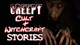 2 CREEPY Cult/Witchcraft Stories