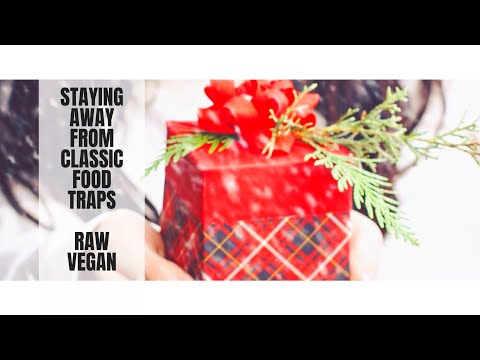 STAYING AWAY FROM CLASSIC FOOD TRAPS || RAW VEGAN PLANT BASED DIET