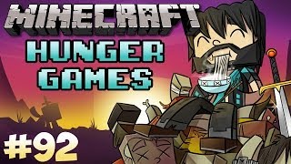 Minecraft : Hunger Games - Game 92 - Third Time