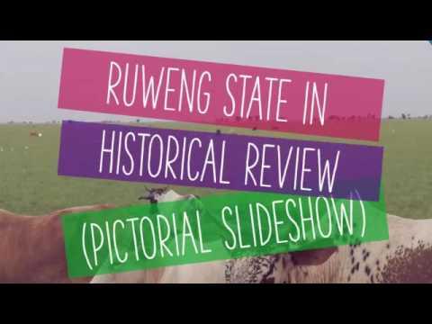 Ruweng state south sudan