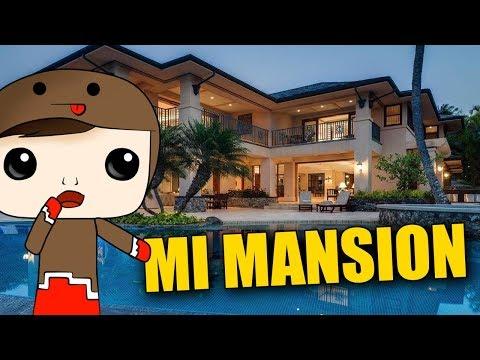 Download Youtube: COMPRO MI PRIMERA MANSION | ROBLOX MANSION TYCOON EN ESPAÑOL