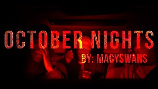 MackySwans - October Nights Ft. Kiyanna (Offical Music Video) - An MFCool Visual