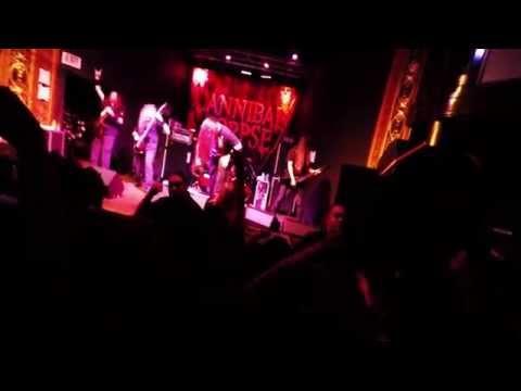 Cannibal Corpse (Live El Paso Texas) 10/23/15.
