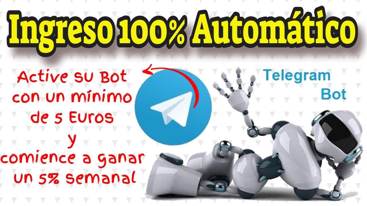 Mineva trading bot