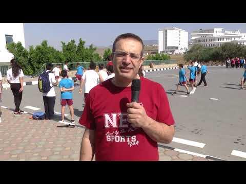 Yakın Doğu Koleji Sports Day Etkinliği