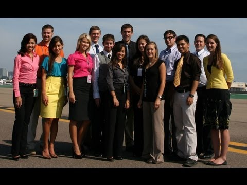 Recruitment Video for San Diego International Airport Summer Internships