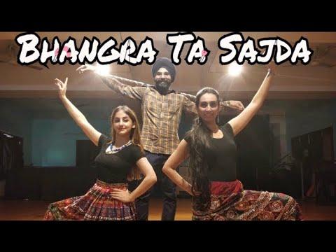 Bhangra Ta Sajda|Veere Di Wedding|Bhangra |Kareena Kapoor|Sonam Kapoor|Bolly Garage|Bhangre Di Ronak