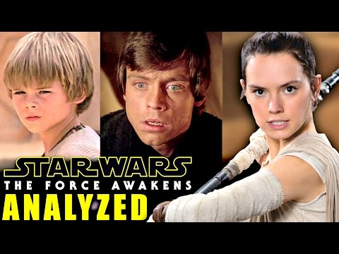 The Force Awakens Analyzed - Chris Stuckmann