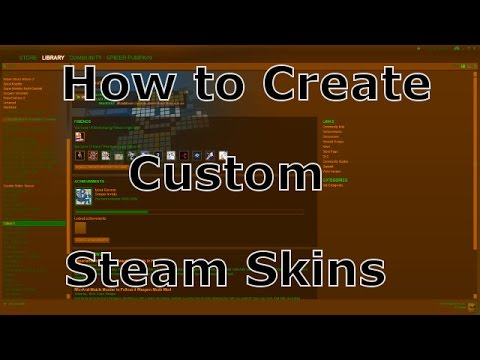 How to install custom steam skins free! | metro for steam download.