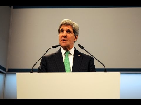 Secretary Kerry Delivers Remarks at the Munich Security Conference