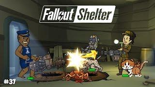 САМАЯ ОПАСНАЯ ДИЧЬ И МОНСТР ПОД КРОВАТЬЮ - Fallout Shelter #37
