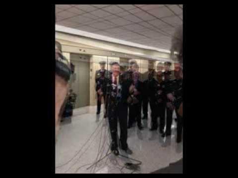 Gerhard Becker Sentence - DDA Sean Carney Addresses the Media