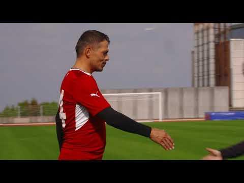 Fotbal v chůzi česká 21. září první republikový šampionát