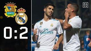 Dank Elfer mühevoll zum Sieg: CF Fuenlabrada - Real Madrid 0:2 | Highlights | Copa Del Rey | DAZN