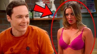 10 Deleted Scenes From The Big Bang Theo...