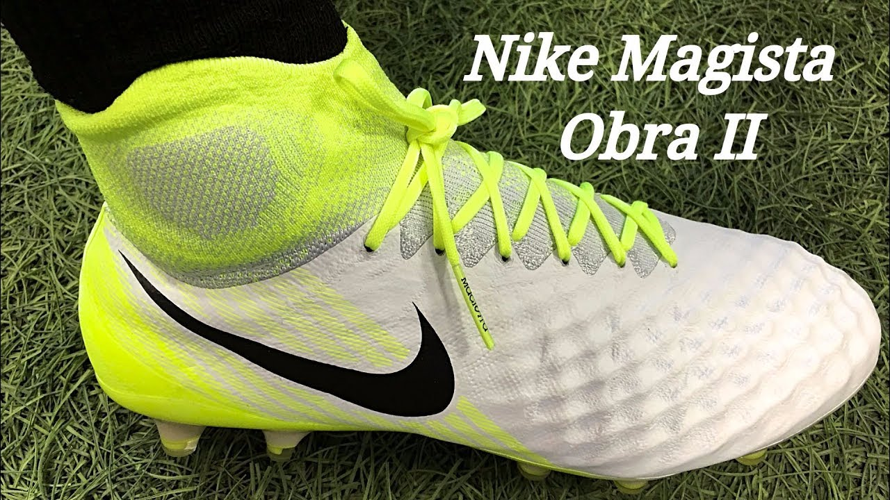 nike yellow magista obra