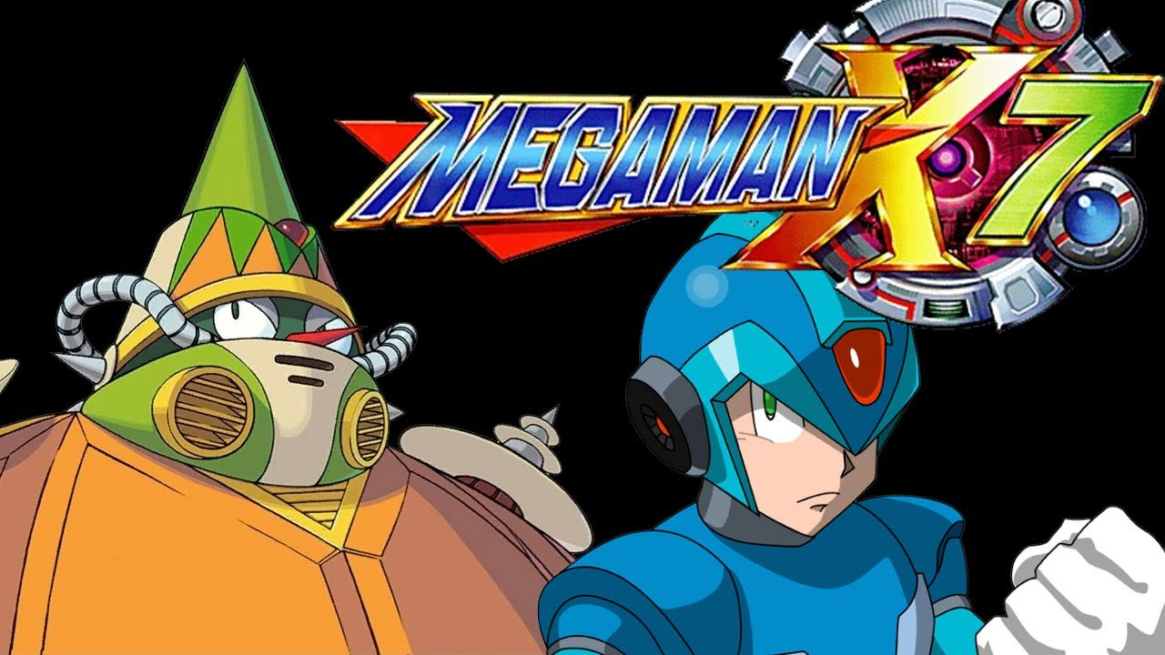 Trying Mega Man X7 for PS2 AGAIN - Mike Matei Live