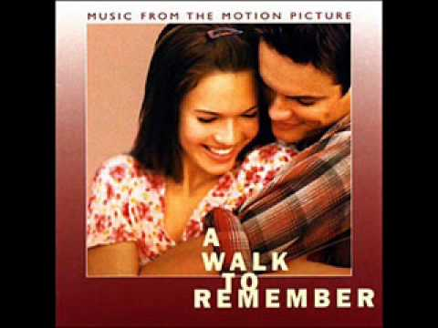 Its Gonna Be Love  A Walk To Remember Soundtrack