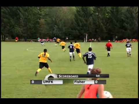 UMFK Men's Soccer vs. Fisher College - September 17, 2016