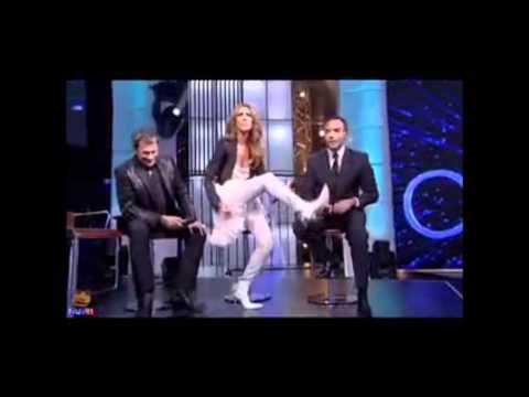 Blueberry Hill - Céline Dion and Johnny Hallyday 2008