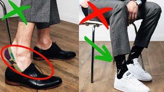 Как выглядеть выше + 5 хитростей и лайфхаков в мужской одежде