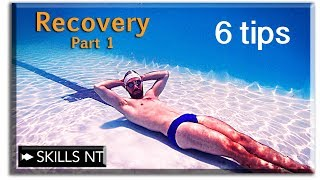 Recovery is as important as swimming. Part 1. Sleep