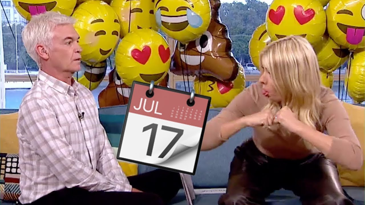 🍾 👯♀️ World Emoji Day 2018 📅 🌏