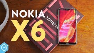 NOKIA X6 pode ser o MELHOR ANDROID ONE?