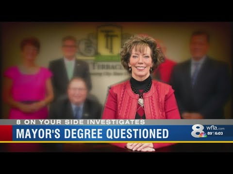 Temple Terrace mayor touting phony Ph. D.?