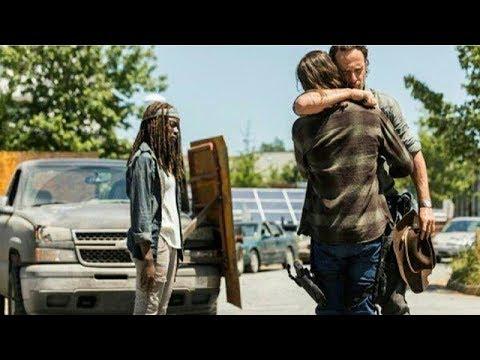 The Walking Dead Season 8 Episode 1 Leaked  Breakdown  TWD Episode 801  & Spoilers