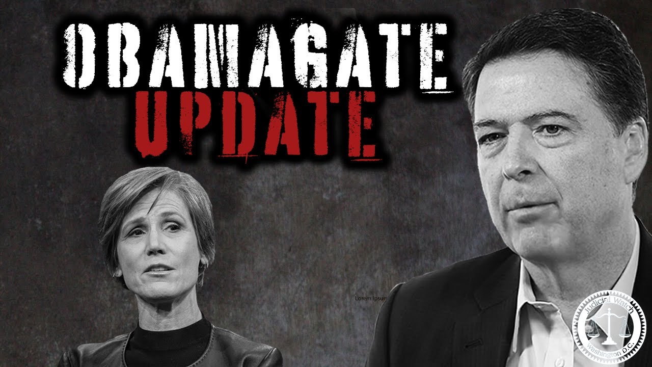 Did Sally Yates Blame James Comey & the FBI for Illicit #Obamagate Targeting of Gen. Flynn